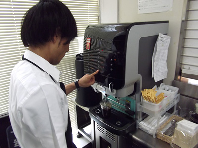 就労継続支援A型(喫茶業務)