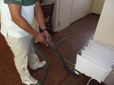 就労継続支援A型(清掃業務)